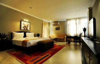 Puri Denpasar Jakarta - Executive Suite Room Only Basic Deal