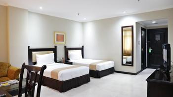 Puri Denpasar Jakarta - Deluxe Twin Room Only STAY LONGER