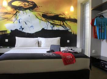 Loft Legian Bali - Superior Room with Refreshment Last Minutes 60%