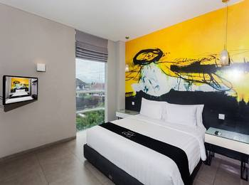 Loft Legian Bali - Superior Room with Refreshment Minimum 4 Nights Stay