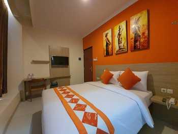 LUVIDO Residence Semarang Semarang - Superior Double Regular Plan