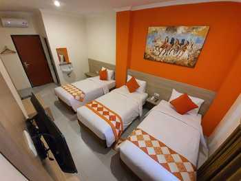 LUVIDO Residence Semarang Semarang - Family Room Regular Plan