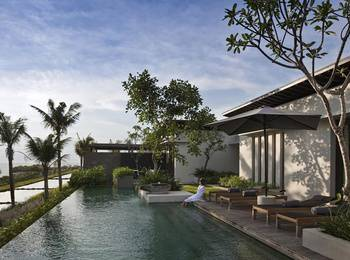 Soori Bali Tabanan - Three Bedroom Residence Regular Plan
