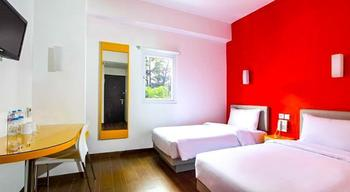 Amaris Hotel Cihampelas - Smart Room Twin Promotion  Regular Plan