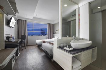 Citadines Royal Bay Makassar Makassar - Studio Deluxe Twin Room Only Regular Plan