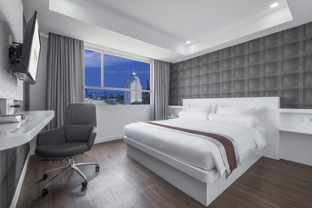Citadines Royal Bay Makassar Makassar - Studio Deluxe Double Room Only  Last Minute - 2020