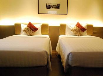 de JAVA Hotel Bandung - Superior Room Smoking Single Get 10% discount