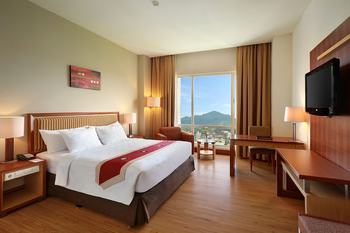 Swiss-Belhotel Manado - Deluxe Double Room Only Super Save
