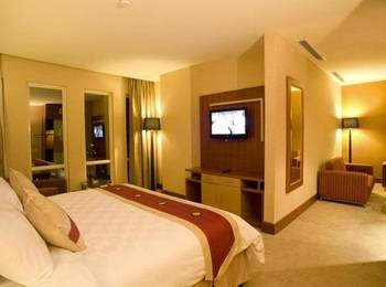 Swiss-Belhotel Manado - Junior Suite Regular Plan