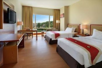 Swiss-Belhotel Manado - Deluxe Twin Room Only Super Save