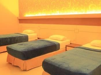 Simalungun City Hotel Siantar - Junior Family NON AC Regular Plan