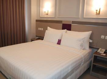 Alaska Hotel Semarang Semarang - Superior King Room Regular Plan