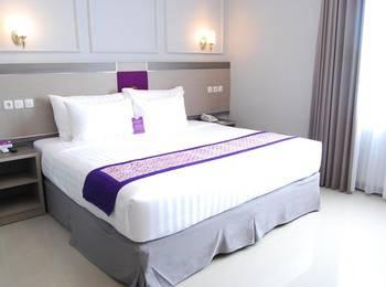 Alaska Hotel Semarang Semarang - Deluxe Room Regular Plan