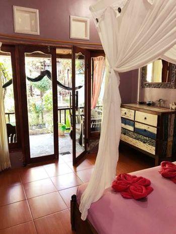 Salon de Nomad Gili T Lombok - Double Room withe Terrace Regular Plan