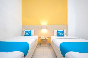 Airy Eco PGC Sukalila Selatan 47 Cirebon - Standard Twin Room Only Regular Plan