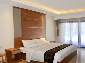 Bumi Katulampa - Convention Resort Bogor - Cottage Ruby King Room PROMO GAJIAN