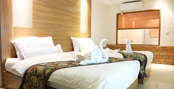 Bumi Katulampa - Convention Resort Bogor - Deluxe Twin Breakfast PROMO GAJIAN