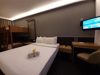 Hotel Pantes Simpang Lima Semarang - Family Room Only SIMPANGLIMA21