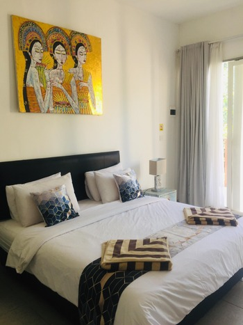 Dejavu Hotel Gili Trawangan Lombok - Standard Double Room Only Regular Plan