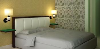 Hotel California Jakarta - Deluxe Double Room Only DESEMBER PROMO