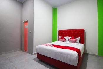 OYO 2286 Wisma Laut Tawar Bandar Lampung -  Standard Double Room Regular Plan