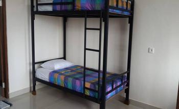 Puji Bungalows Bali - Asrama (ruang bersama) 6-tempat tidur - tingkat untuk orang Regular Plan