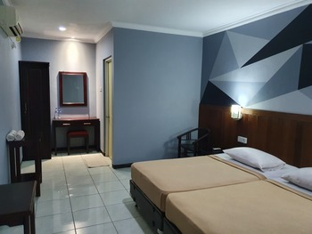 Mutiara Timor Hotel Surabaya - Standard Room Only Regular Plan