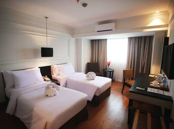 Grand Mahkota Hotel Pontianak Pontianak - Superior Twin  Regular Plan