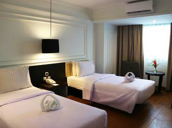 Grand Mahkota Hotel Pontianak Pontianak - Superior Twin Room Only Regular Plan
