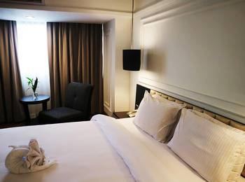 Grand Mahkota Hotel Pontianak Pontianak - Superior King Regular Plan