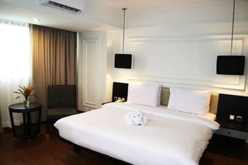 Grand Mahkota Hotel Pontianak Pontianak - Deluxe King  Regular Plan