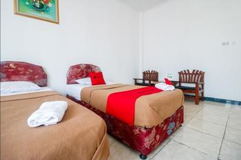 RedDoorz @ Jalan Diponegoro Lampung Bandar Lampung - RedDoorz Room 24 Hours Deal