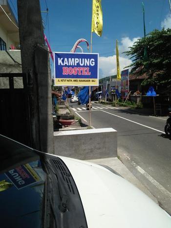 Kampung Hostel