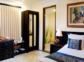 Hotel Villa Ombak Lombok - Superior Lumbung Terrace Room Only Regular Plan