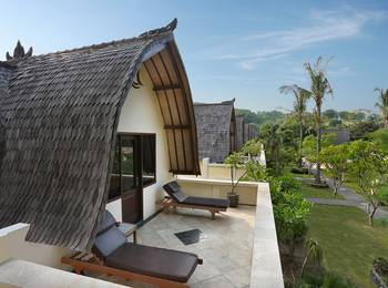 Hotel Villa Ombak Lombok - Superior Lumbung Terrace Promo Long Stay! Min Stay 3 Night