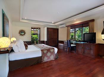 Hotel Villa Ombak Lombok - Deluxe Family Bungalow Promo Long Stay! Min Stay 3 Night