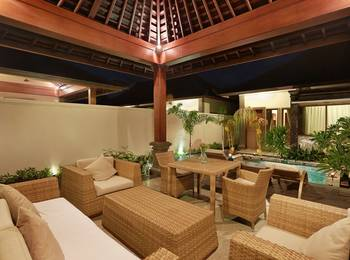 Hotel Villa Ombak Lombok - Akoya Pool Villas Promo Long Stay! Min Stay 3 Night