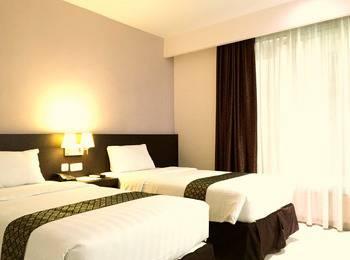 Grand Hawaii Hotel Pekanbaru - Business Twin Regular Plan