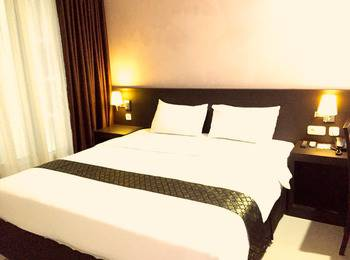 Grand Hawaii Hotel Pekanbaru - Deluxe Room Only Regular Plan