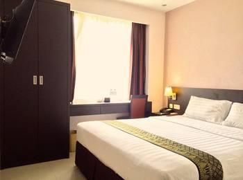 Grand Hawaii Hotel Pekanbaru - Deluxe King Room Only Regular Plan