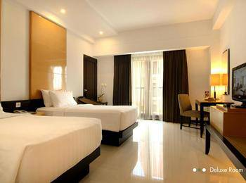 Hotel Santika Premier Malang - Deluxe Room Twin Regular Plan