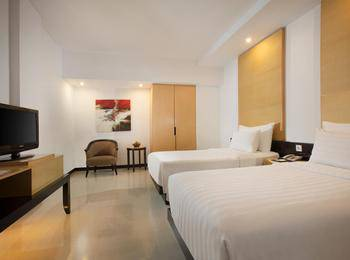 Hotel Santika Premier Malang - Deluxe Room Twin Staycation Offer Regular Plan
