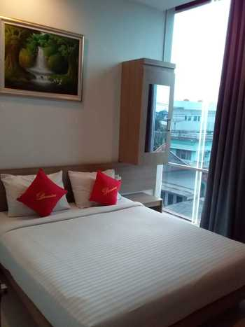 Denata B&B Palembang - Deluxe Double Room Only LAST MINUTE