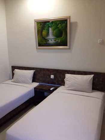 Denata B&B Palembang - Deluxe Twin Room Only LONG STAY