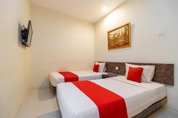 Denata B&B Palembang - Deluxe Twin Room Only LONG STAY
