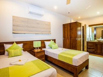The Lovina Bali - Beach Suite Two Bedroom Regular Plan