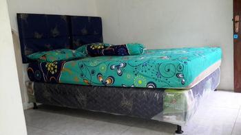 Mandiri Homestay Lombok - Room 4 Fan Breakfast Regular Plan