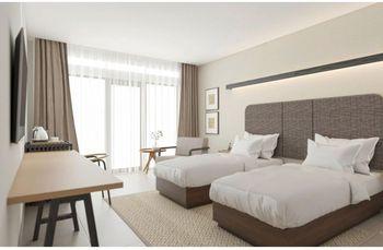 The Balcone Hotel & Resort Bukittinggi Bukittinggi - Superior Twin Room Only Regular Plan