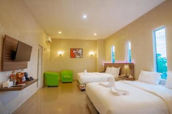 De'Tonga Hotel Medan - Family Room Only Discount
