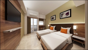 Sahid Serpong Tangerang Selatan - Superior Twin Room Only Regular Plan